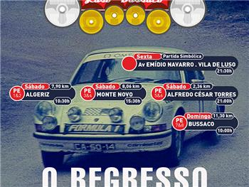 Mealhada - Rally Legends Luso Bussaco