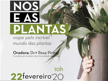 "Mealhada - Workshop ""Nós e as plantas"""