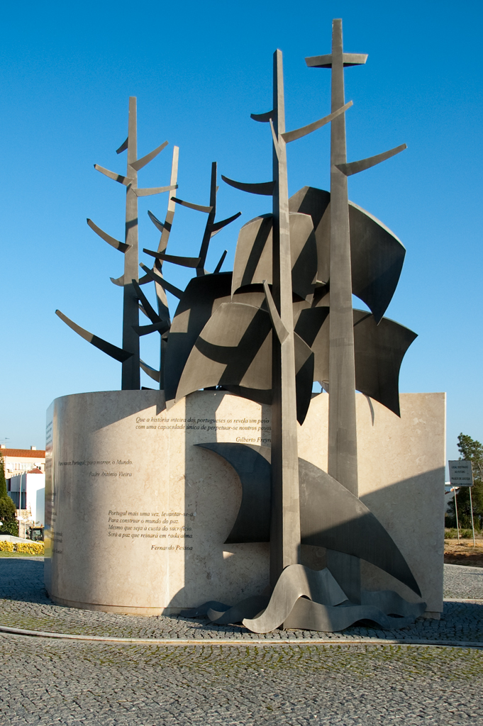 Monument to Portuguese Maritime Discoveries and Portuguese Universalism
