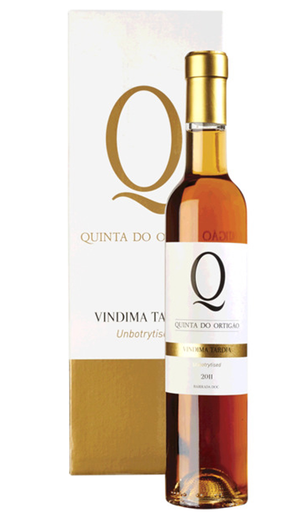 Quinta do Ortigão Vindima Tardia 2011