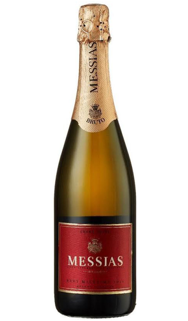 Messias Brut Milésime Grand Cuveé Branco Bruto 2015