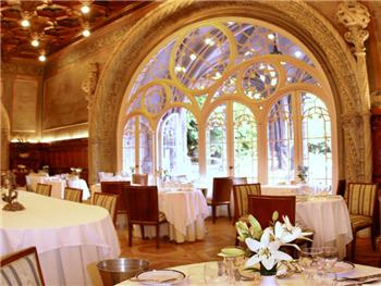 Restaurante João Vaz - Palace Hotel do Bussaco