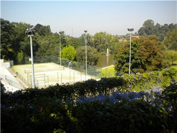 Campos de ténis do Luso (Luso Tennis Courts)